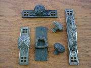 Arts U0026 Crafts Style Hardware Collection