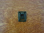 Oil rubbed bronze bungalow square pull CH-1506.22