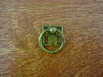 Old brass bungalow ring pull CH-1508.03